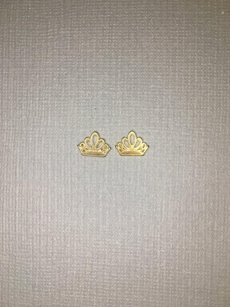 Simple Gold Crowns (2)
