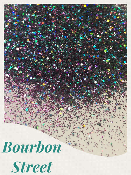 Bourbon Street Custom Mix Glitter