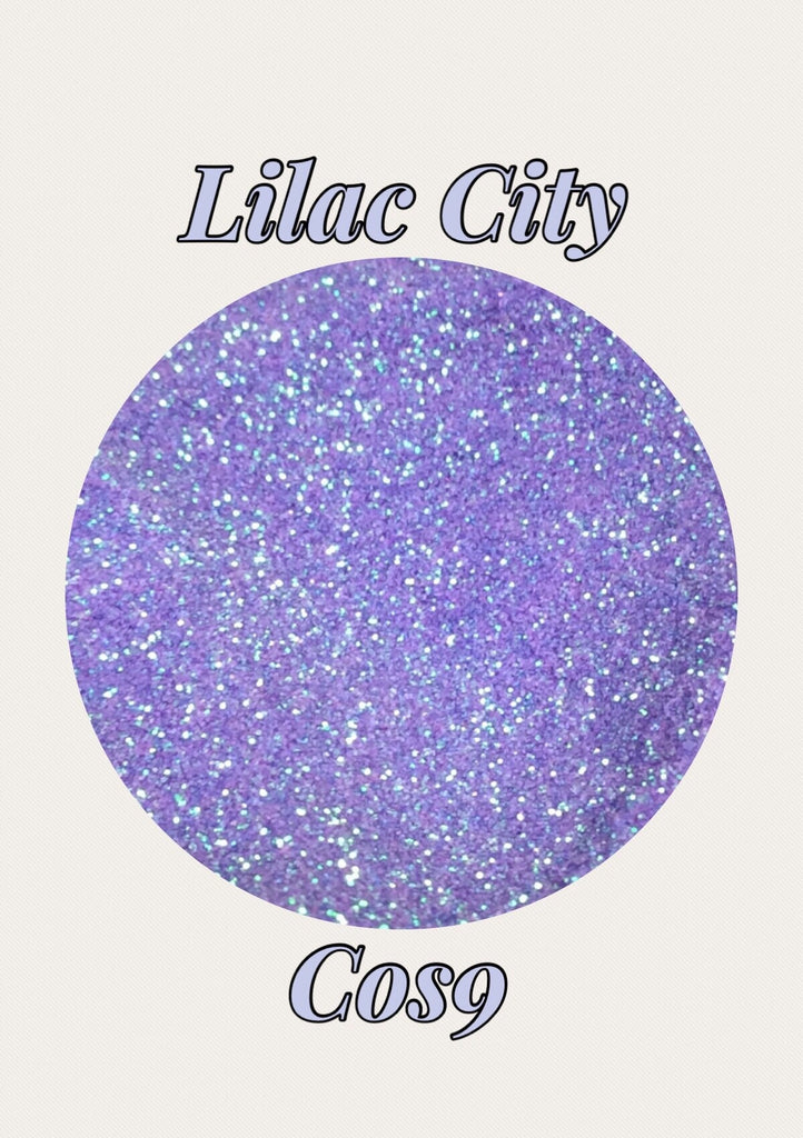 Lilac City Ultrafine Cosmetic Glitter