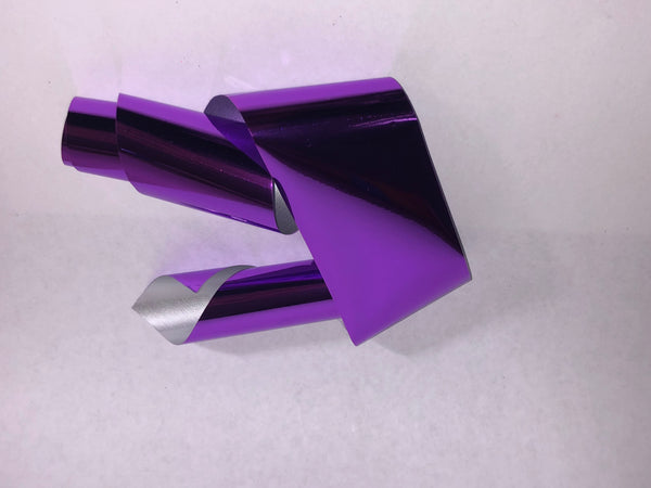 Lilac Solid Nail Foil