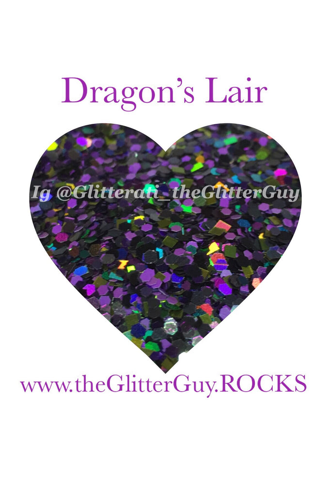 Dragon's Lair Chunky Glitter Mix