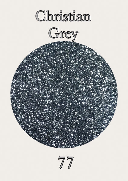Christian Grey Ultrafine Glitter
