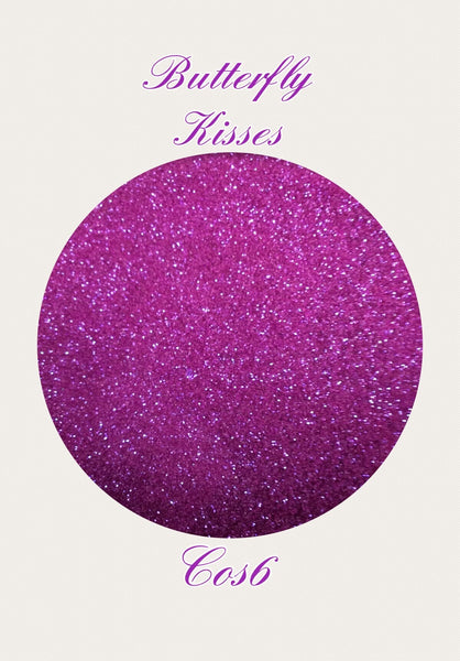 Butterfly Kisses Ultrafine Cosmetic Glitter
