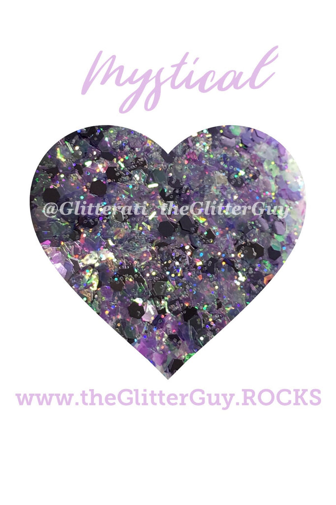 Mystical Chunky Glitter Mix