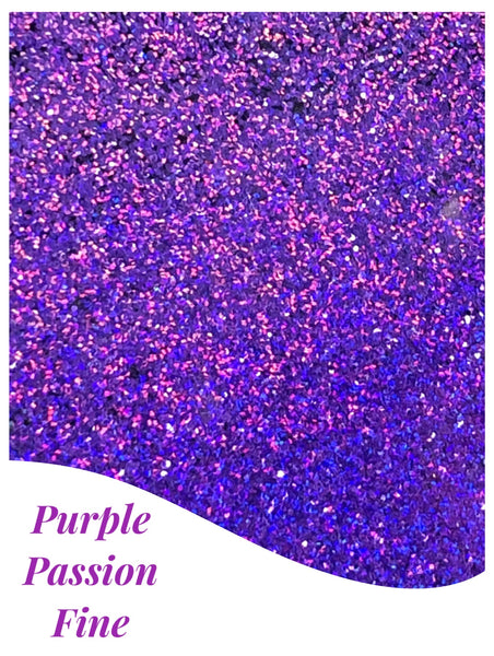 Purple Passion Holo Fine Glitter