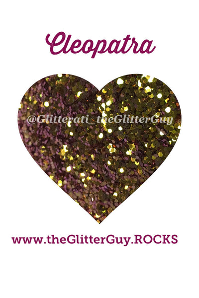 Cleopatra Color Shifting Glitter