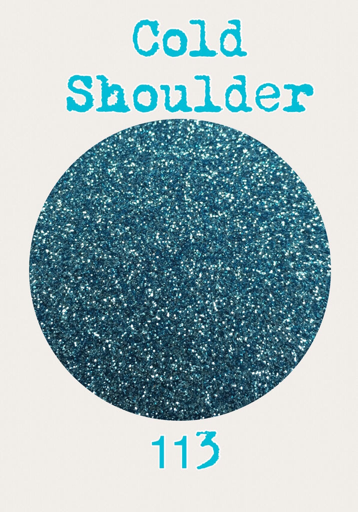 Cold Shoulder Ultrafine Glitter
