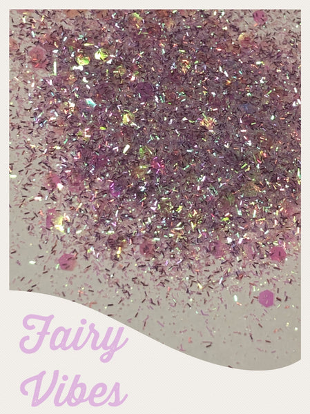 Fairy Vibes Custom Mix Glitter