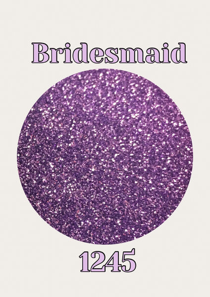 Bridesmaid Ultrafine Glitter