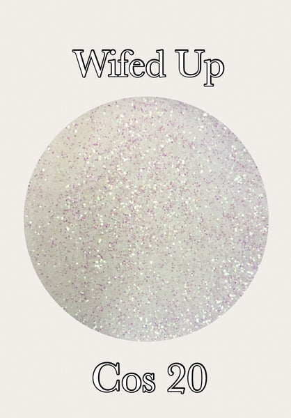 Wifed Up Fine Glitter