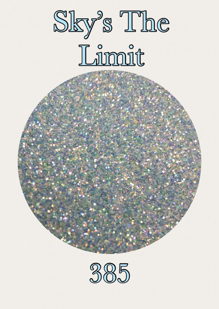 Sky's the Limit Ultrafine Iridescent Glitter