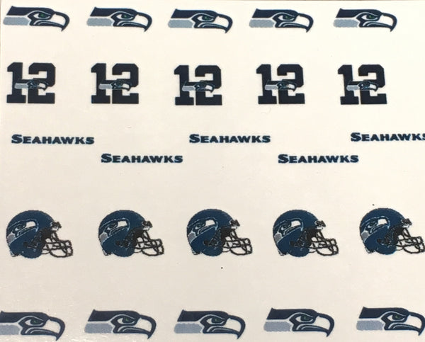 Seahawks Design Set