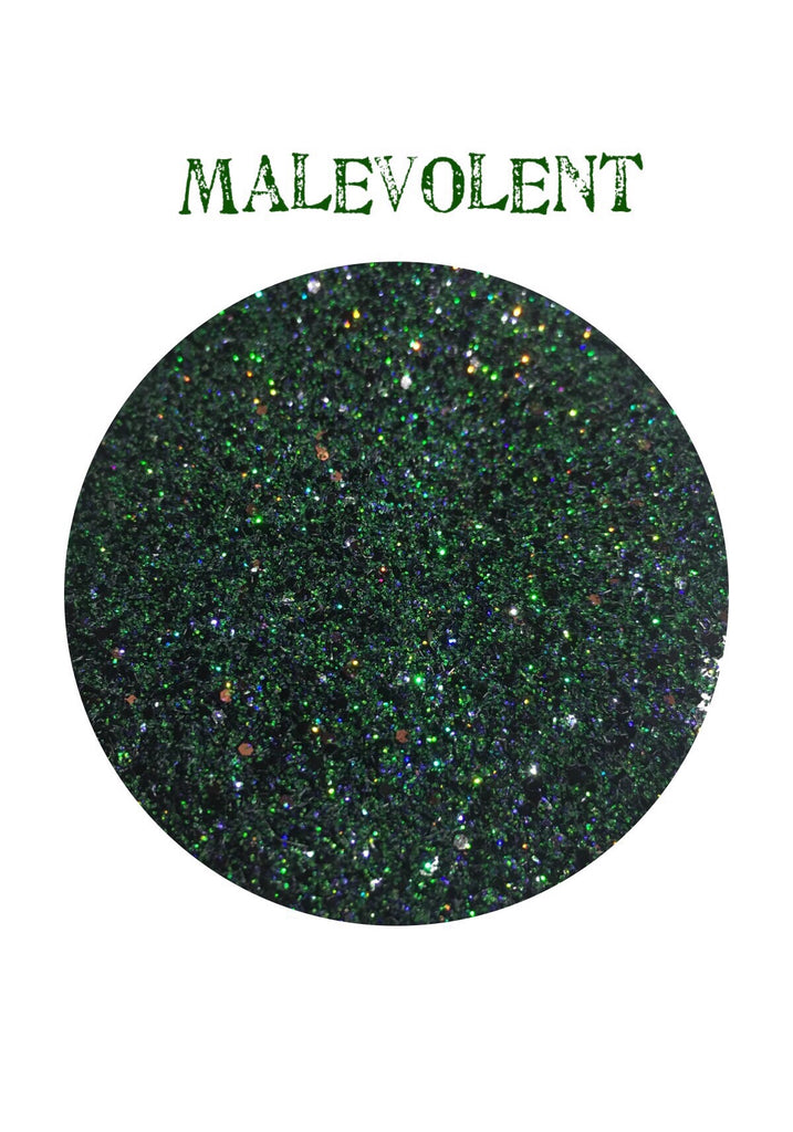 Malevolent Custom Mix Glitter