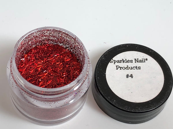 Sparkles Nail Products Glitter #4