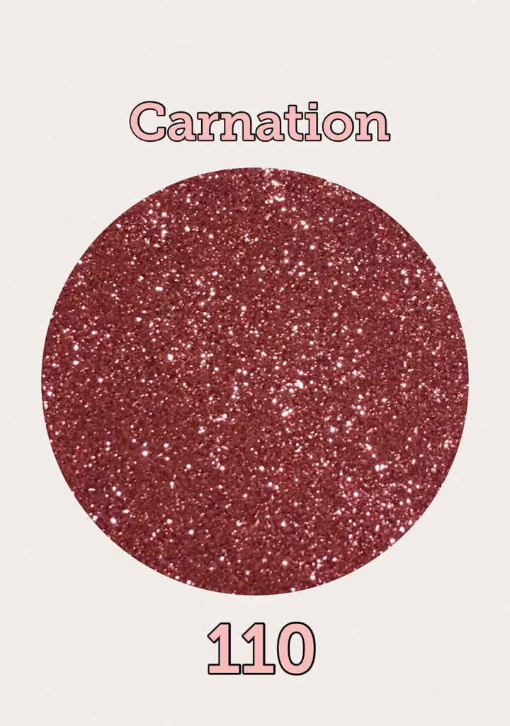 Carnation Ultrafine Glitter