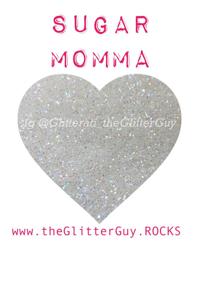 Sugar Momma Ultrafine Iridescent Glitter