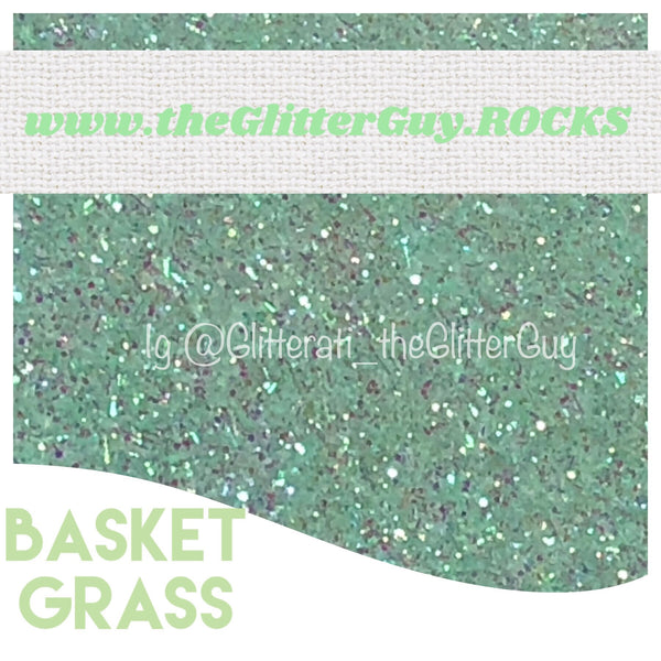 Basket Grass Ultrafine Glitter Mix