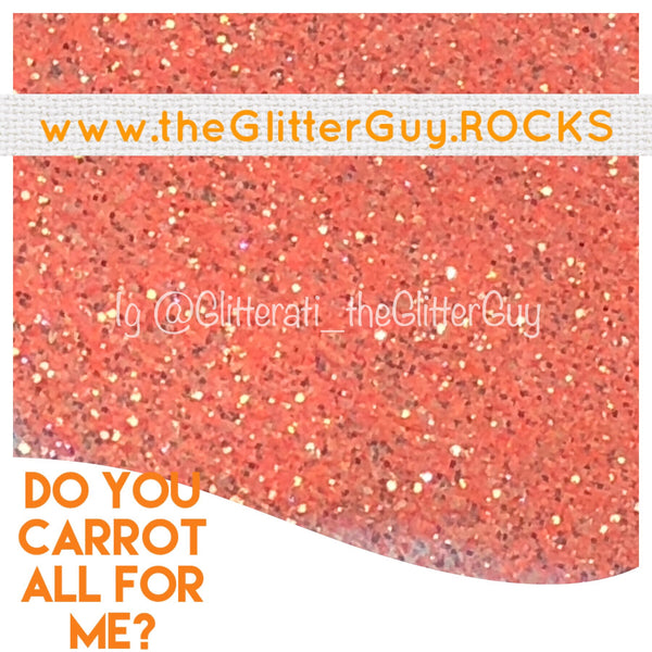Do You Carrot All For Me Ultrafine Glitter Mix