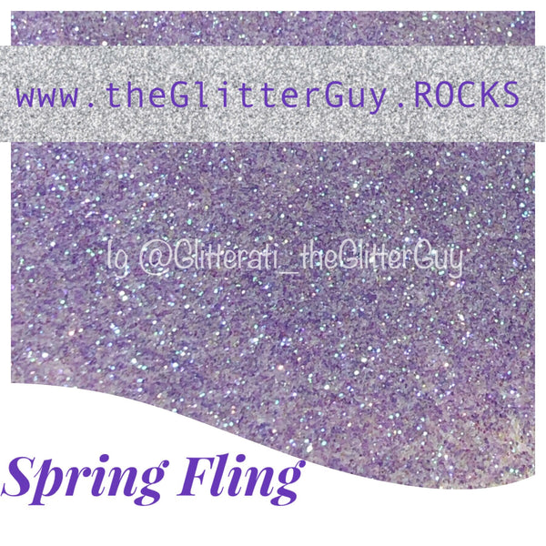 Spring Fling Ultrafine Glitter Mix