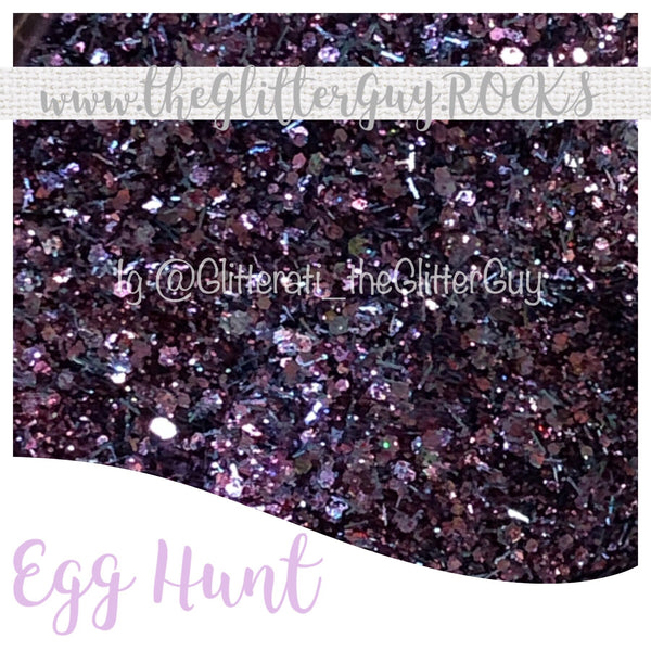Egg Hunt Chunky Glitter Mix