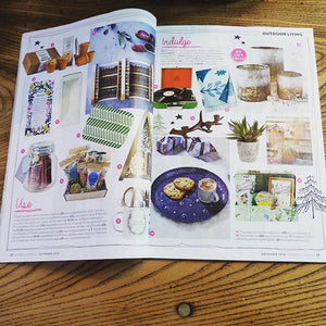 Boxwild featured in The Telegraph & Stylist
