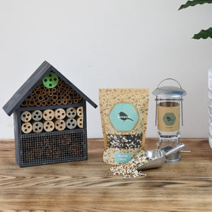 How to Choose an Insect House