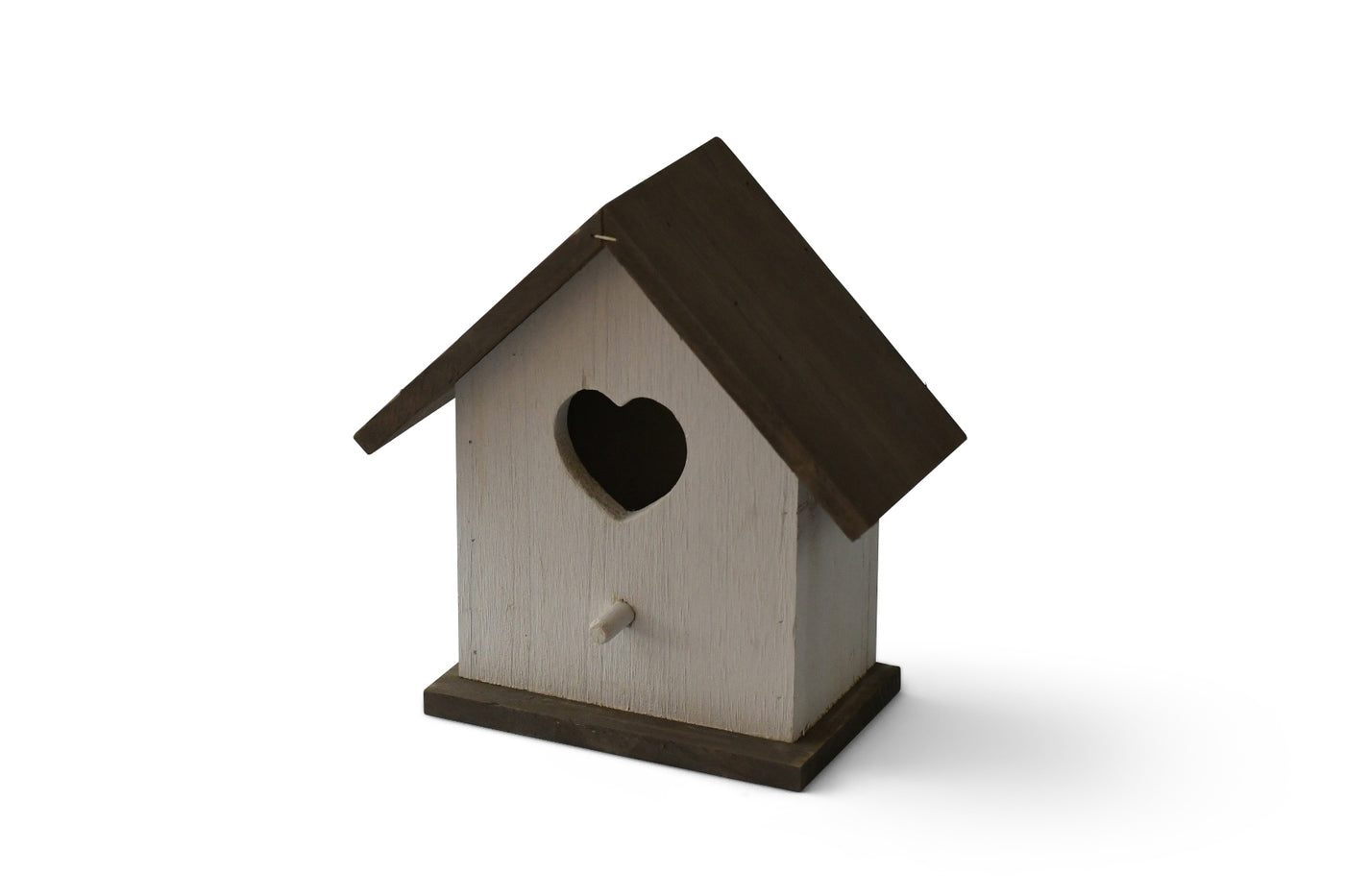 ... bird house · cream and grey nesting box