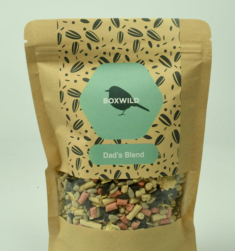 personalised bird seed
