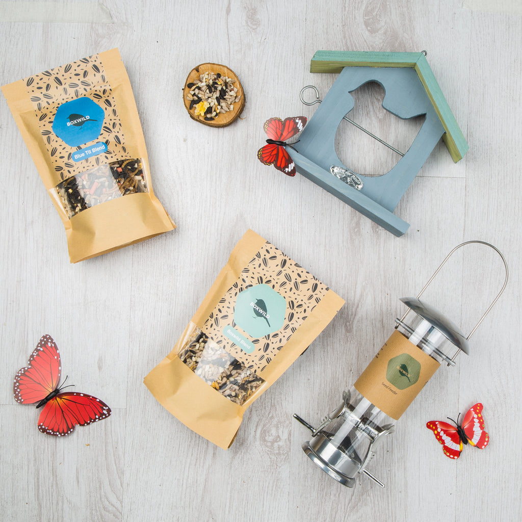 Father's Day Bird Gift Box