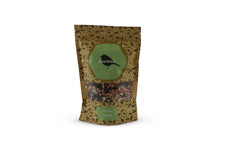 Bird seed fruity blend
