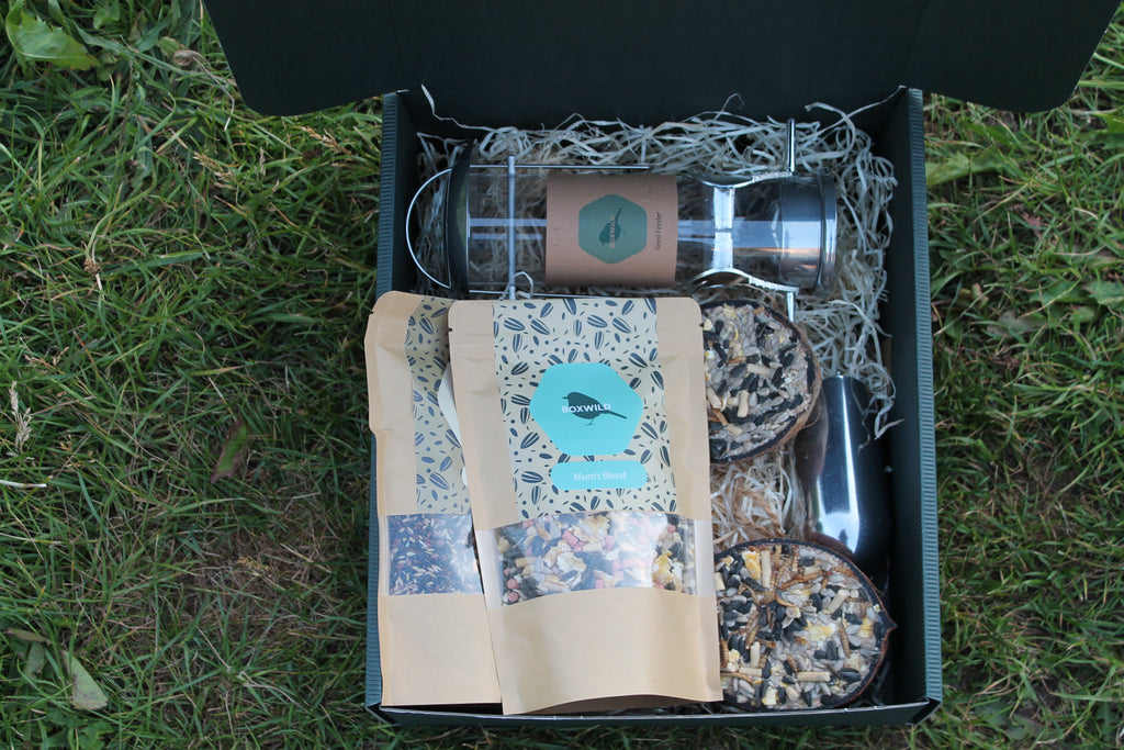 Mum's Bird Feeder Hamper
