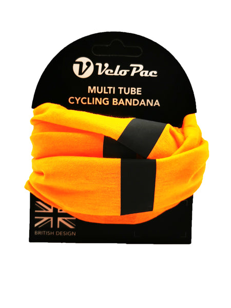 Halstuch - Multitube - Bandana Orange (Velopac)