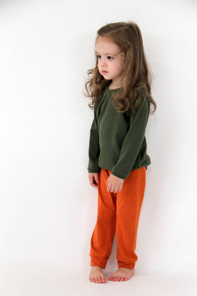 Lounge Pant | Persimmon