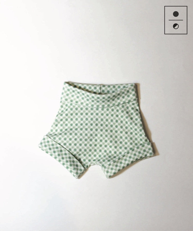 Mint Diamond - Spurts Shorts - MoMa Baby