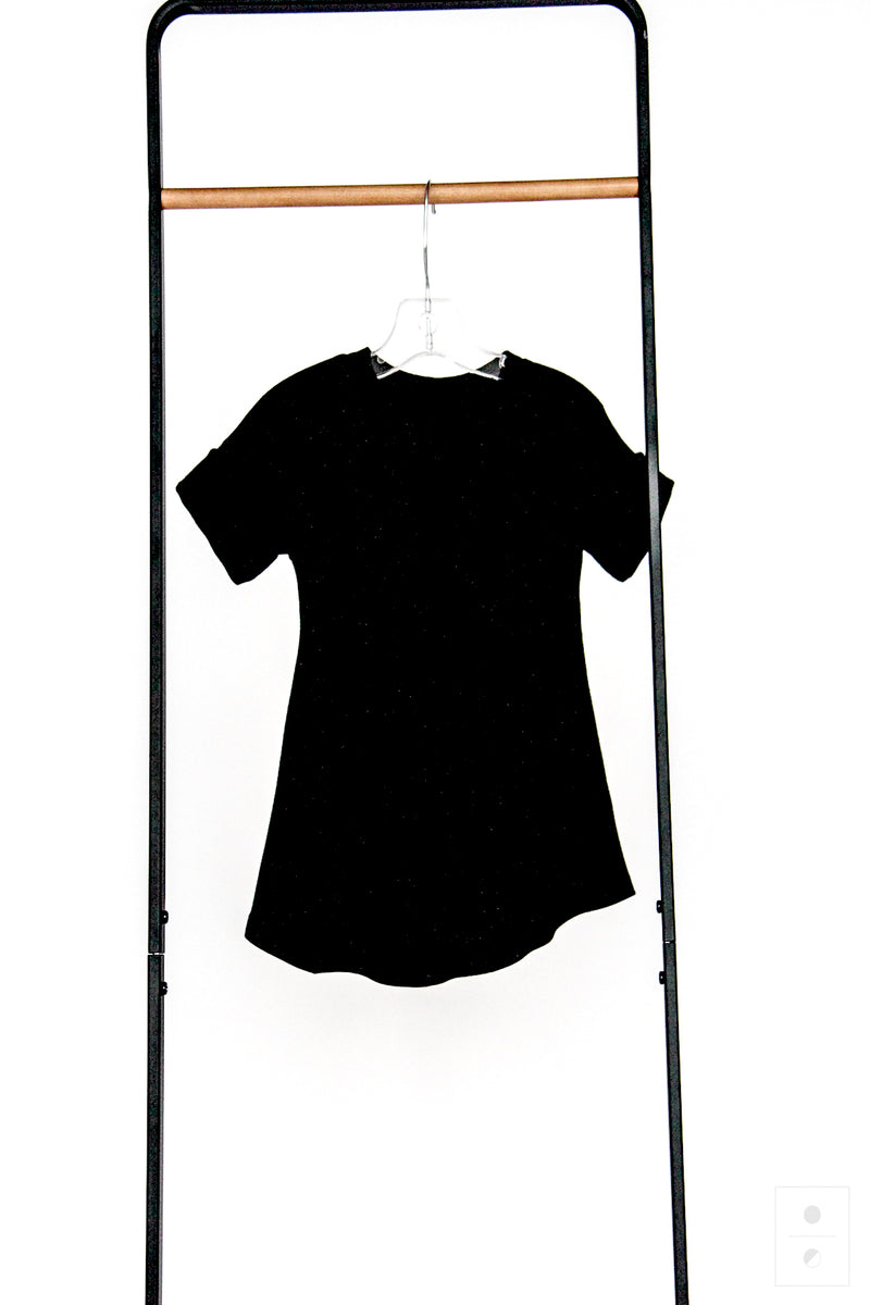 *New* The Little M Dress - Black