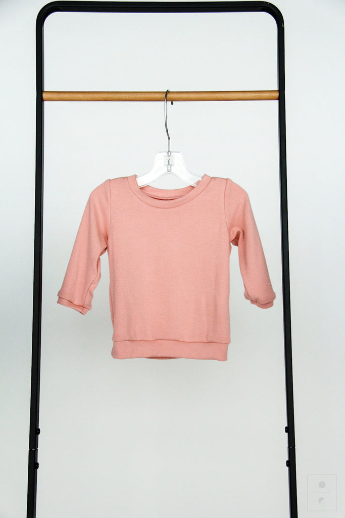 Bodie Pullover | Dusty Rose