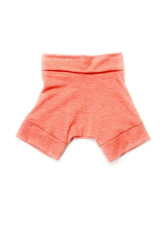 Spurts Shorts | Fuzzy Peach