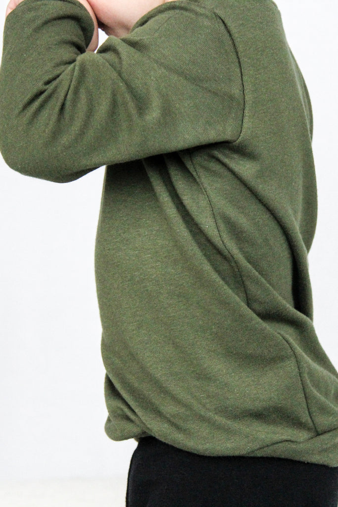 Bodie Pullover | Hunter
