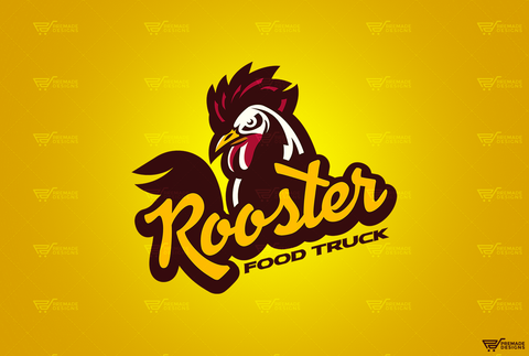 Rooster Food Truck
