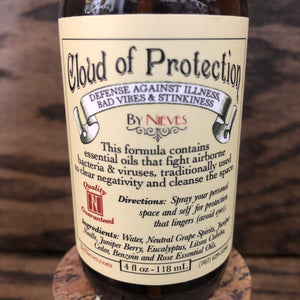 Cloud of Protection Spray