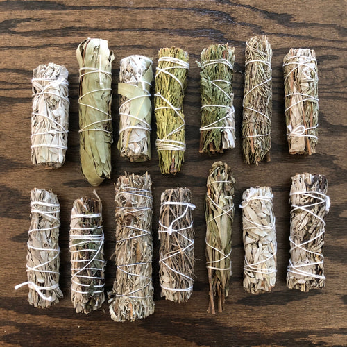 Dried Herb Bundles