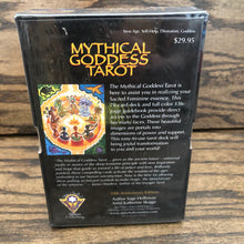 Mythical Goddess Tarot Deck