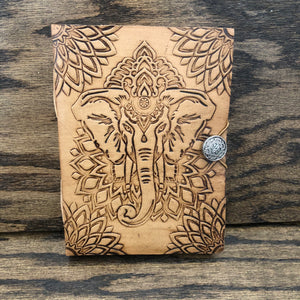 Leather Bound Journal (Elephant)