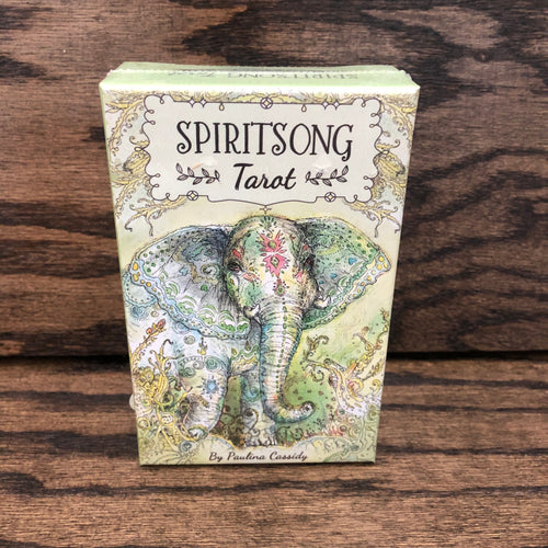 Spirit Song Tarot Deck