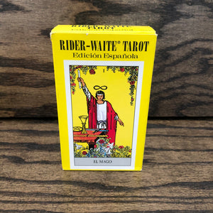 The Rider Tarot Deck (In Spanish)