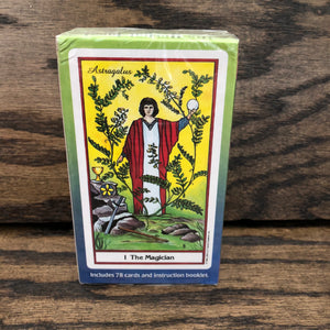 The Herbal Tarot Deck
