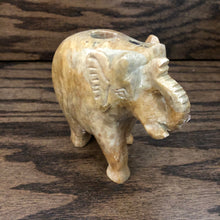 Elephant Soapstone Incense Burner (Larger)