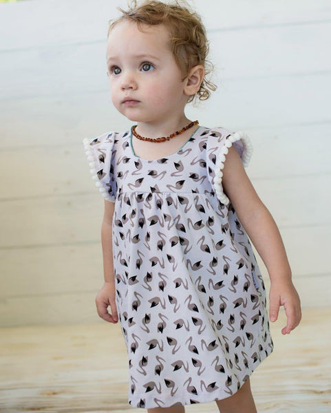 Flutter Dress with Bloomer - Ha Hadeda