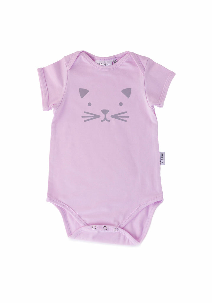 Basic Vest Short Sleeve - My Pet Cat