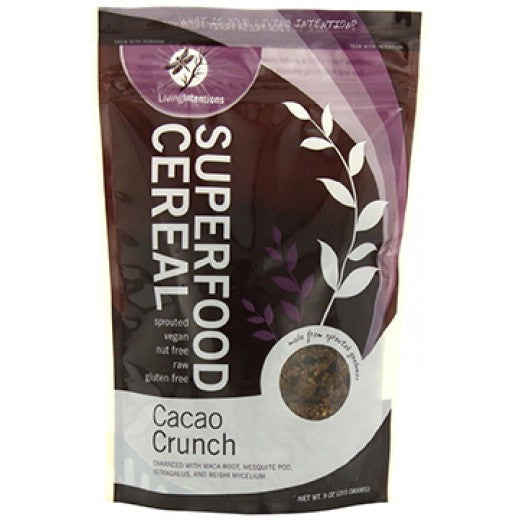 SUPERFOOD CEREAL CACAO CRUNCH